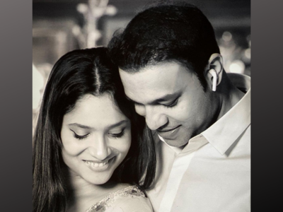 Ankita Lokhande Shares Heartwarming Post for 'Best Friend and Soulmate' Vicky Jain