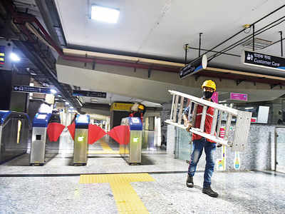 Metro to resume from Oct 19 and Monorail from Oct 18