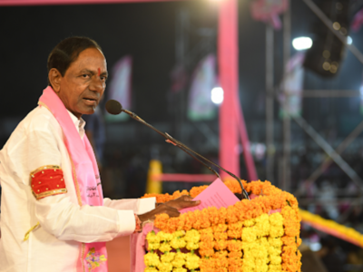 Hyderabad: Centre discriminating against Telangana; says KCR