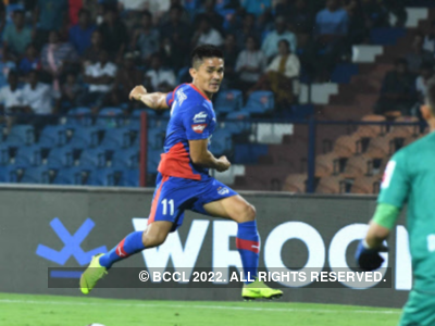 Sunil Chhetri named AIFF Footballer of the Year for the sixth time