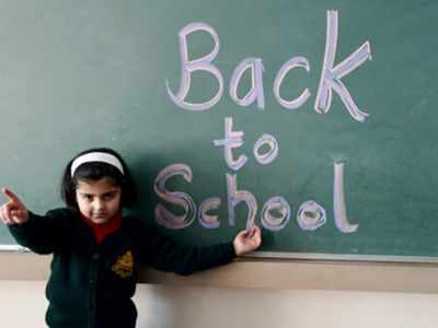 In photos: Schools reopen in Kashmir Valley, students happy to return to classrooms