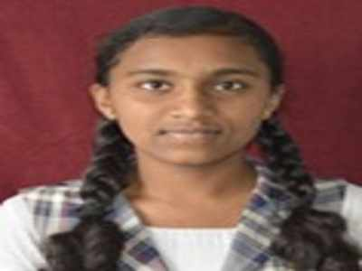 Hassan girl battles for just one mark and makes it to the top in SSLC results with perfect score of 625
