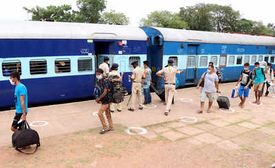 Railways receives 2.4 crore applications for 1.4 lakh posts