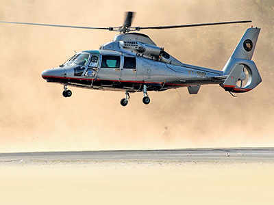 State government's chopper MRO contract raises storm, petition filed in Gujarat High Court