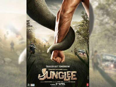 'Junglee'Movie Trailer: Vidyut Jammwal turns protector of the animal kingdom