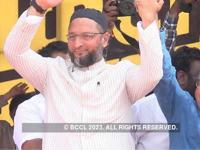 Asaduddin Owaisi rates Yogi 'zero' in history over comment on Nizam