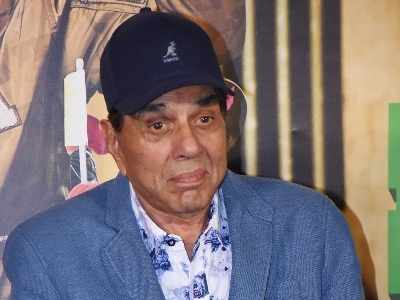 Dharmendra steals the show at Yamla Pagla Deewana Phir Se trailer launch