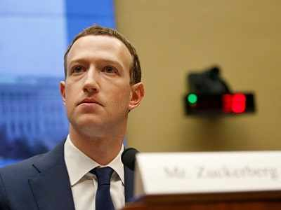 Facebook CEO Mark Zuckerberg reveals that his own data was shared by Cambridge Analytica