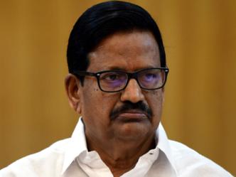 'Treated badly' by DMK, Tamil Nadu Congress chief turns emotional