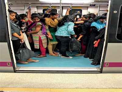 BMRCL plans to introduce platform screen doors, save up on energy
