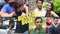 Bolly Buzz: NCB questions Ananya Panday; Shah Rukh Khan visits son Aryan Khan at Arthur Road jail