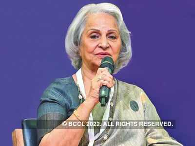 Waheeda Rehman reminisces Guide days as she returns to Udaipur