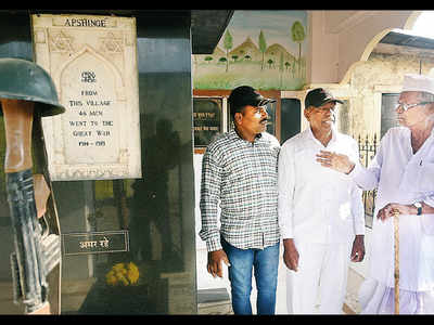 Don't politicise armed forces, says Satara's 'military village'