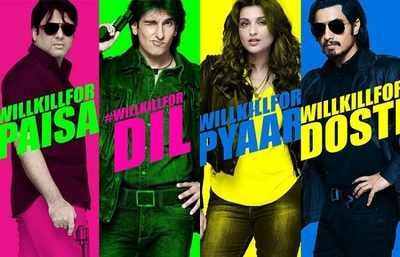 Film review: Kill Dil