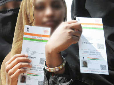 Citizens decry 'wrongful imposition' of Aadhaar