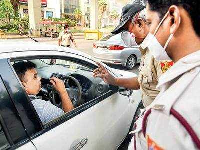Wear mask while driving alone: Del HC