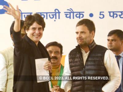Rahul Gandhi, Priyanka Gandhi hit out at BJP over hike in excise duty of petrol, diesel