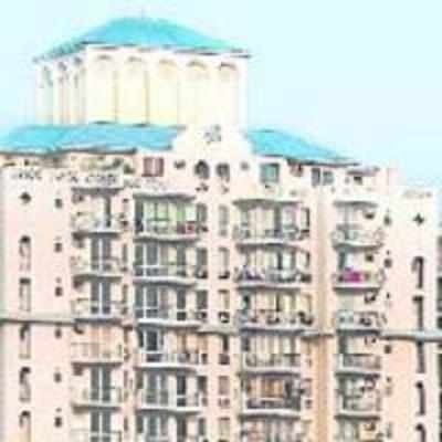 Rents fall in PCMC