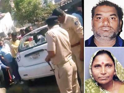 Novice driver loses control of car, kills 1 in Ahmedabad
