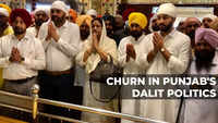 Explained: The fight for Dalit votes in Punjab
