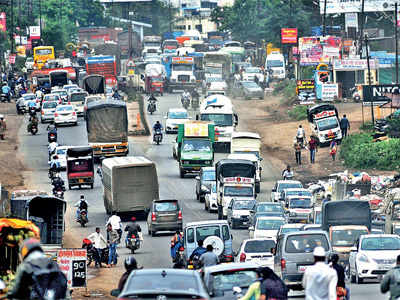 Wagholi traffic snarls compel Lexicon school to declare a holiday