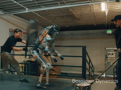 Viral video of 'Boston Dynamics' robot attacking humans is a parody