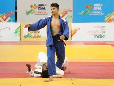 Delhi picks three more gold medals, maintains domination in Judo