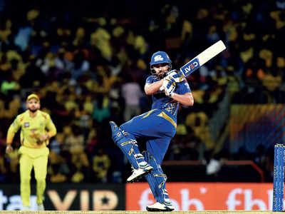 Mumbai Indians defeat Chennai Super Kings