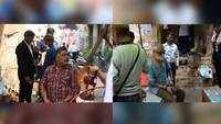 Sanjay Mishra and Ram Kapoor shoot in Varanasi
