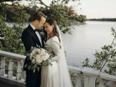 Finnish prime minister Sanna Marin marries her long-time partner
