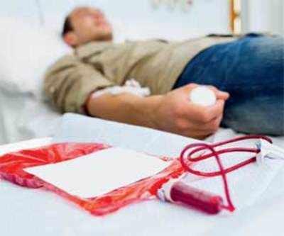 Tainted transfusion