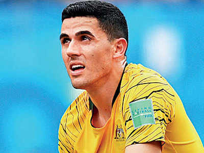 Soccer: Australia's Arnold backs Rogic to make Asian Cup impact