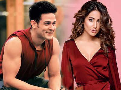 Priyank Sharma and Hina Khan reunite for Arijit Singh's romantic single