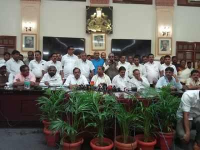 Siddaramaiah: Karnataka Congress to seek disqualification of 11 MLAs for anti-party activities