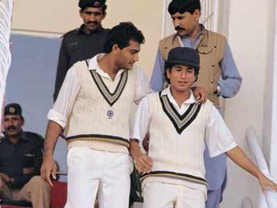 This day, that year: When Sachin Tendulkar made his debut in international cricket in 1989