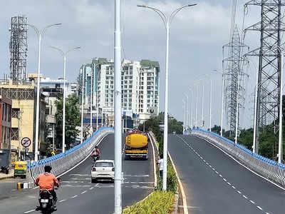 Bengaluru gets 47th flyover