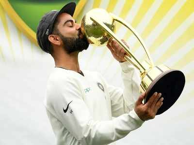Virat Kohli calls victory in Australia his 'biggest achievement'