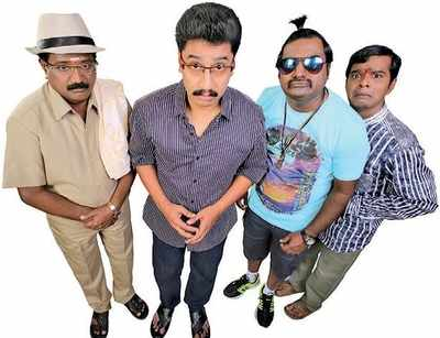 Sanchari Vijay turns to comedy: Nan Magale Heroine will be his first comedy film