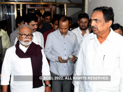 CM Uddhav Thackeray reshuffles portfolios of NCP's Jayant Patil and Chhagan Bhujbal