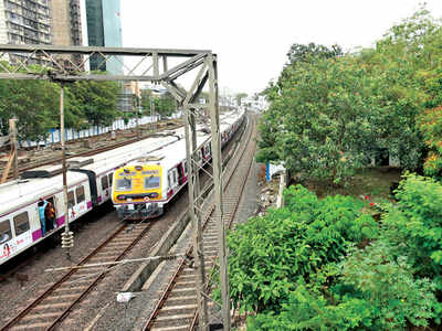 Railway workers rally to save 800 trees on 45-acre plot at Matunga colony
