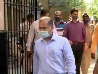 Mukesh Ambani bomb scare: Sachin Vaze's team member API Riyaz Kazi suspended after arrest