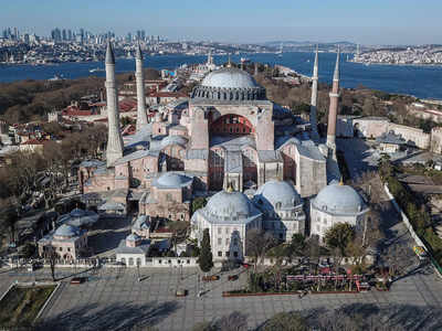 After 85 yrs, Istanbul's iconic museum turns into a mosque