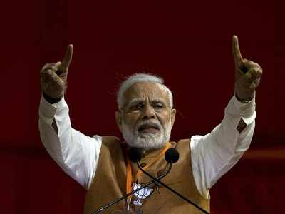 Missed calls are now history, Narendra Modi claims during poll campaign
