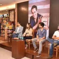 Neeti Mohan, Raghav Sachar, and Priyanshu Painyuli recently got together to support Manu Dhawan's debut novel, 'The Unprodigal'