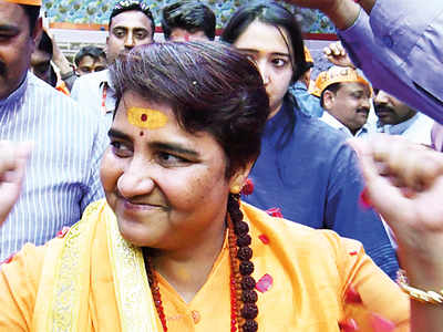 Rights panel had found no proof of Sadhvi's 'torture in custody'
