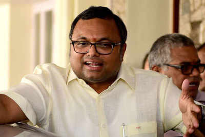 ED attaches Karti's assets worth Rs 54 crore in India, UK and Spain