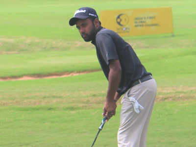 PGTI Golf: Three-way lead at Bengaluru Open Golf Championship