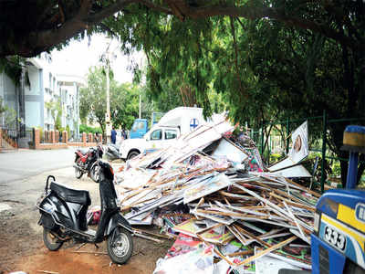 Hoardings to make a comeback in Bengaluru