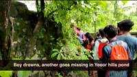 Thane: Boy drowns and another goes missing in Yeoor hills pond