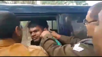 On Cam: Video of cops assaulting army man goes viral